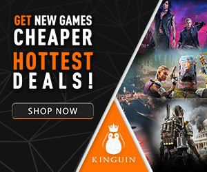Kinguin Hottest Deals