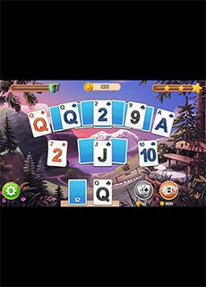 Image Solitaire Story - TriPeaks